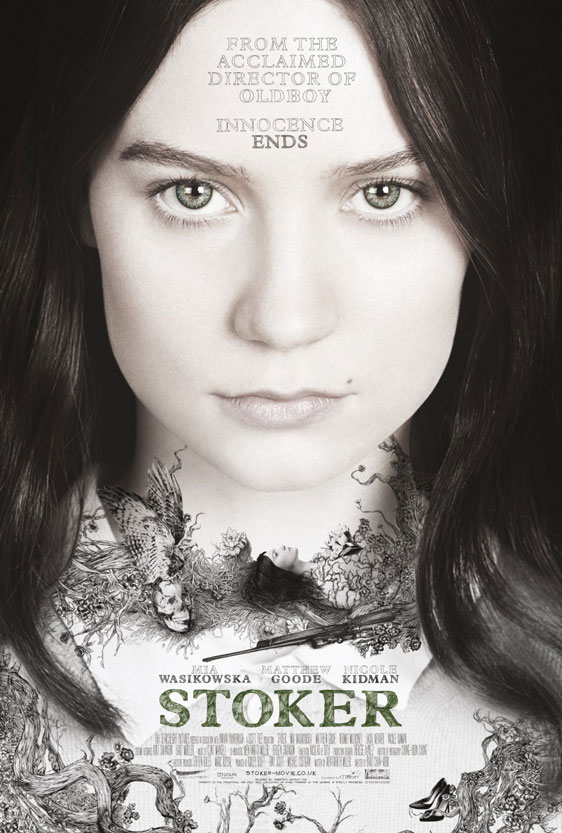 Stoker Poster #3