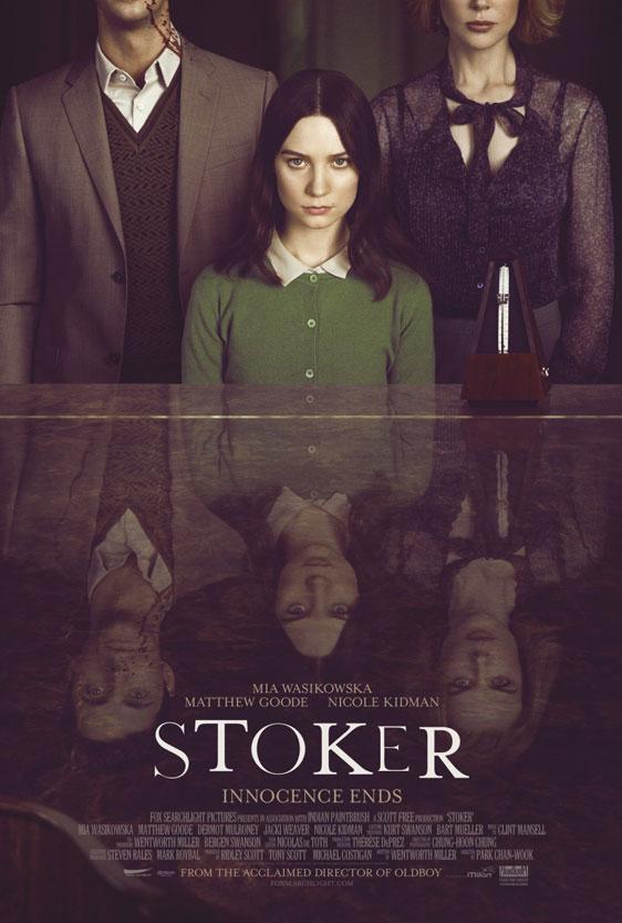 Stoker Poster #4