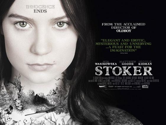 Stoker Poster #5