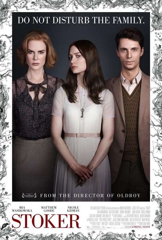 Stoker Poster #6