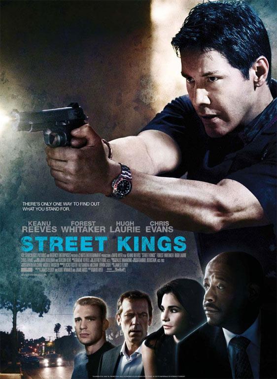 Street Kings Poster #2