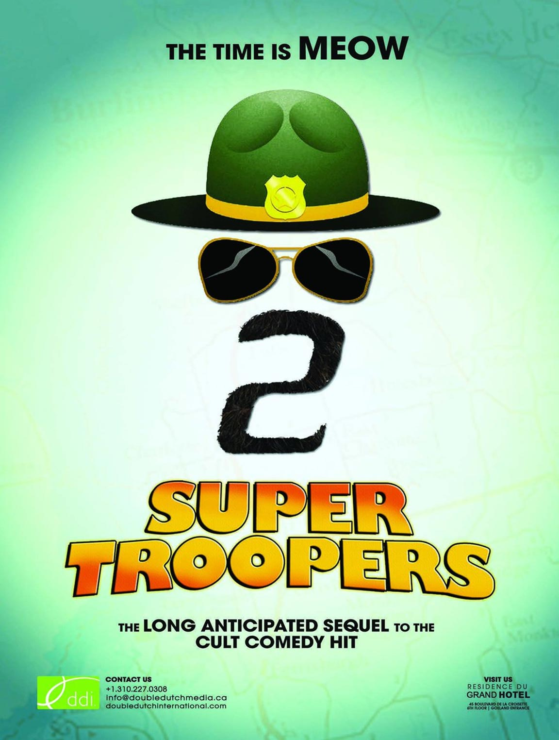 Super Troopers 2 Poster #1