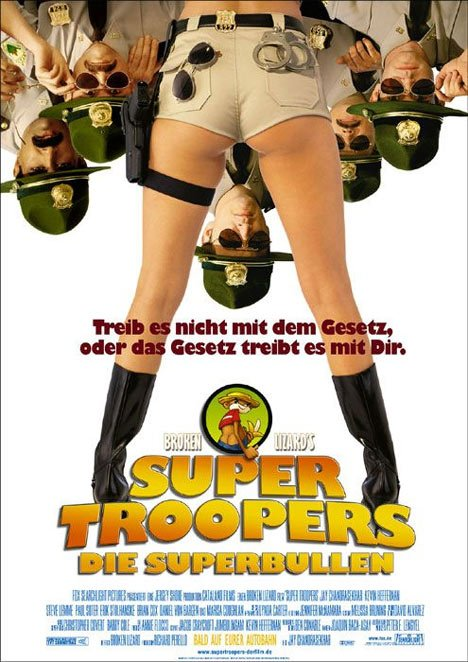 Super Troopers Poster #1