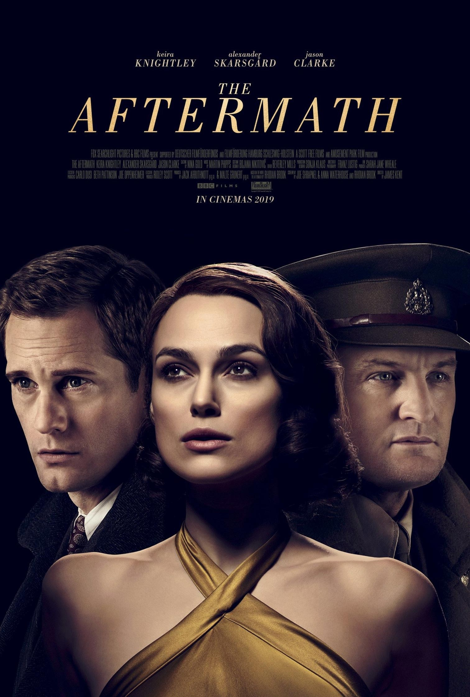 The Aftermath Poster #1
