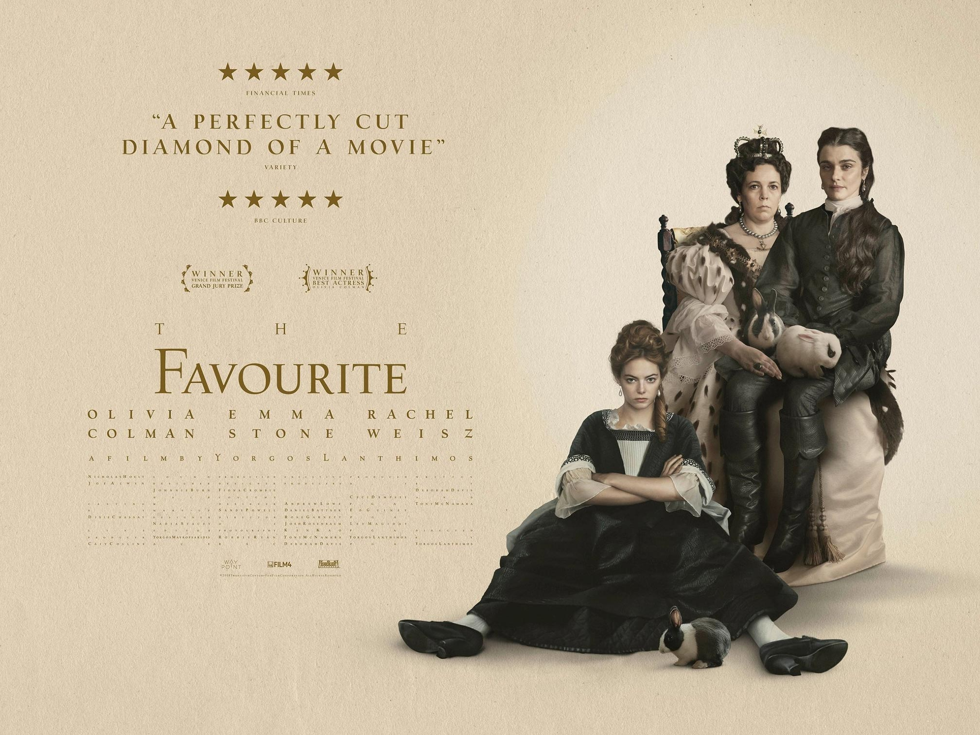The Favourite Poster #1