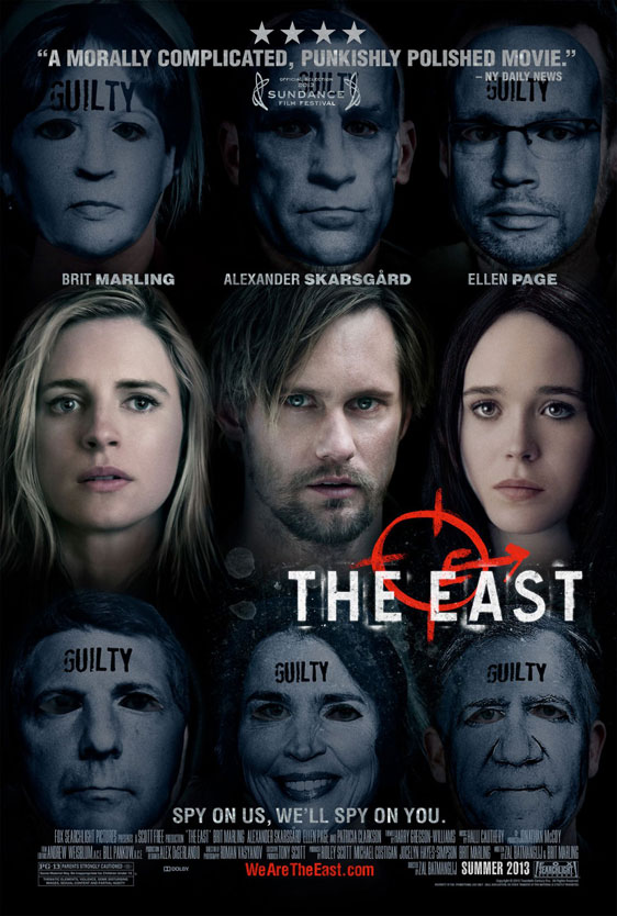 The East Poster #2