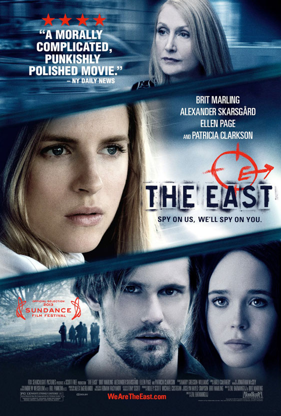 The East Poster #3