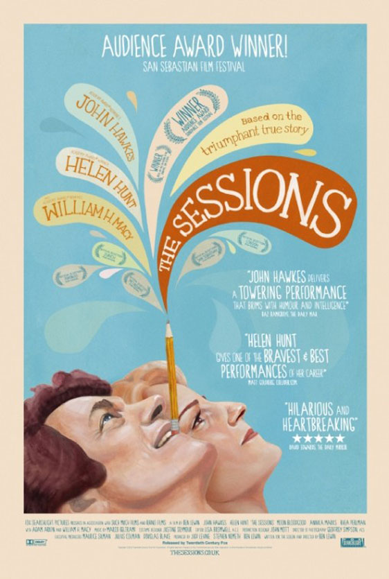 The Sessions Poster #4