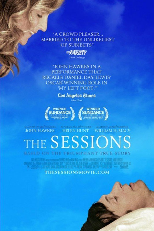 The Sessions Poster #1