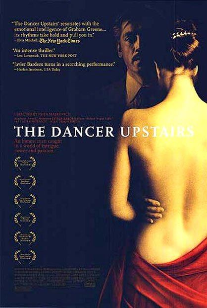 The Dancer Upstairs Poster #1