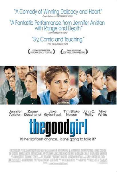 The Good Girl Poster #1