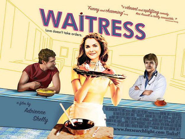 Waitress Poster #2