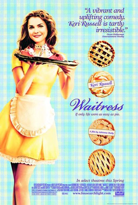 Waitress Poster #1
