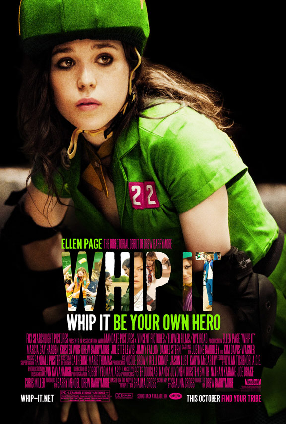 Whip It Poster #1