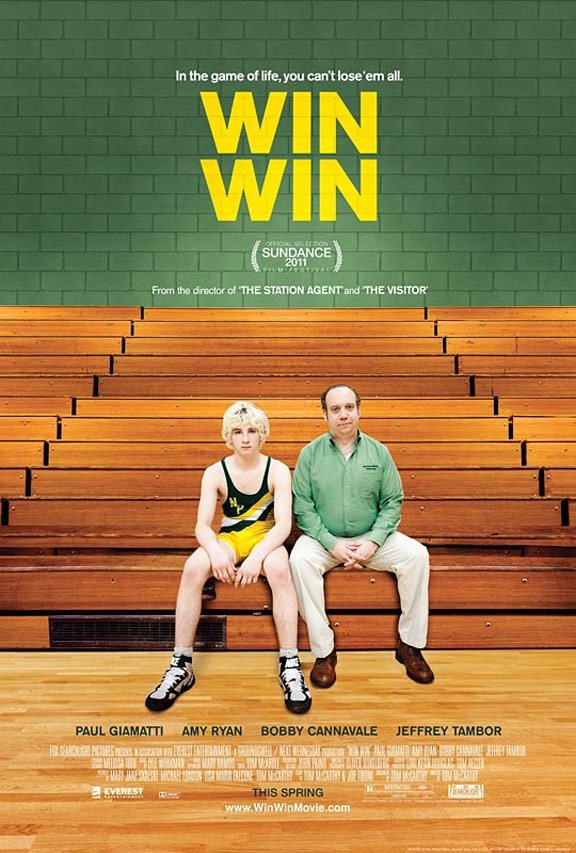 Win Win Poster #1