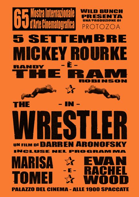The Wrestler Poster #1