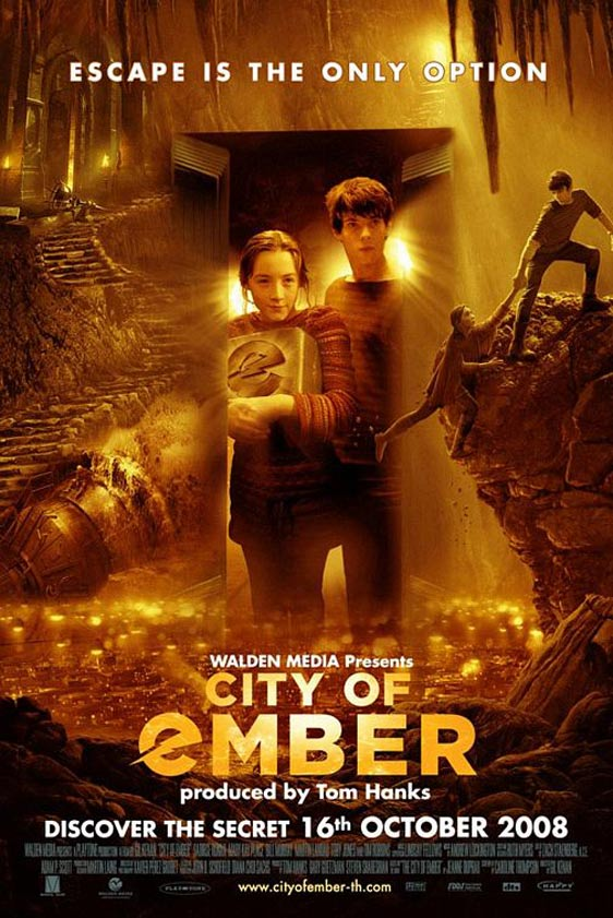 City of Ember Poster #3