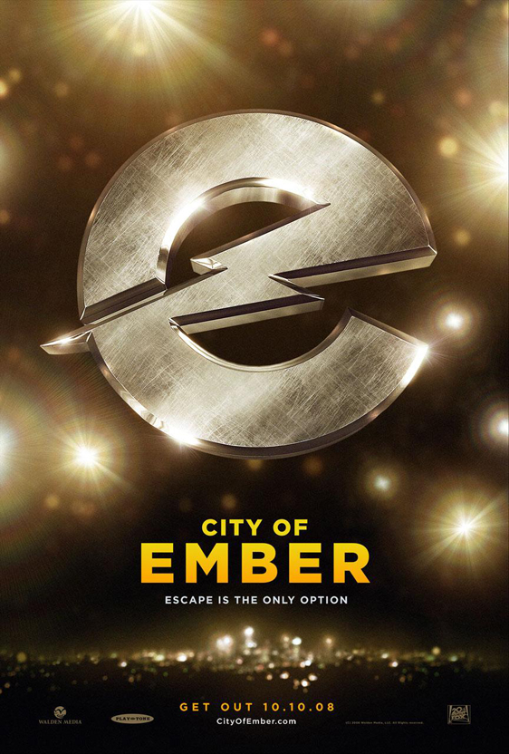City of Ember Poster #1