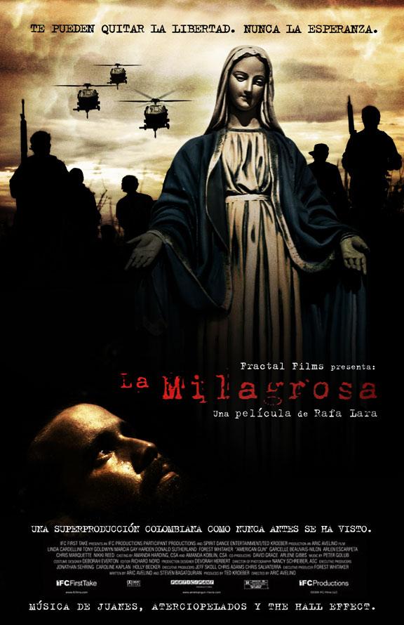 La Milagrosa Poster #1
