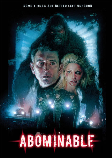 Abominable Poster #1