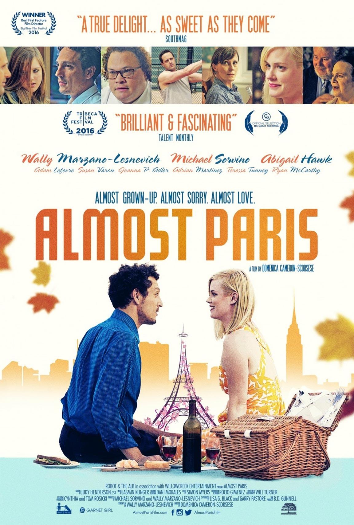 Almost Paris Poster #1