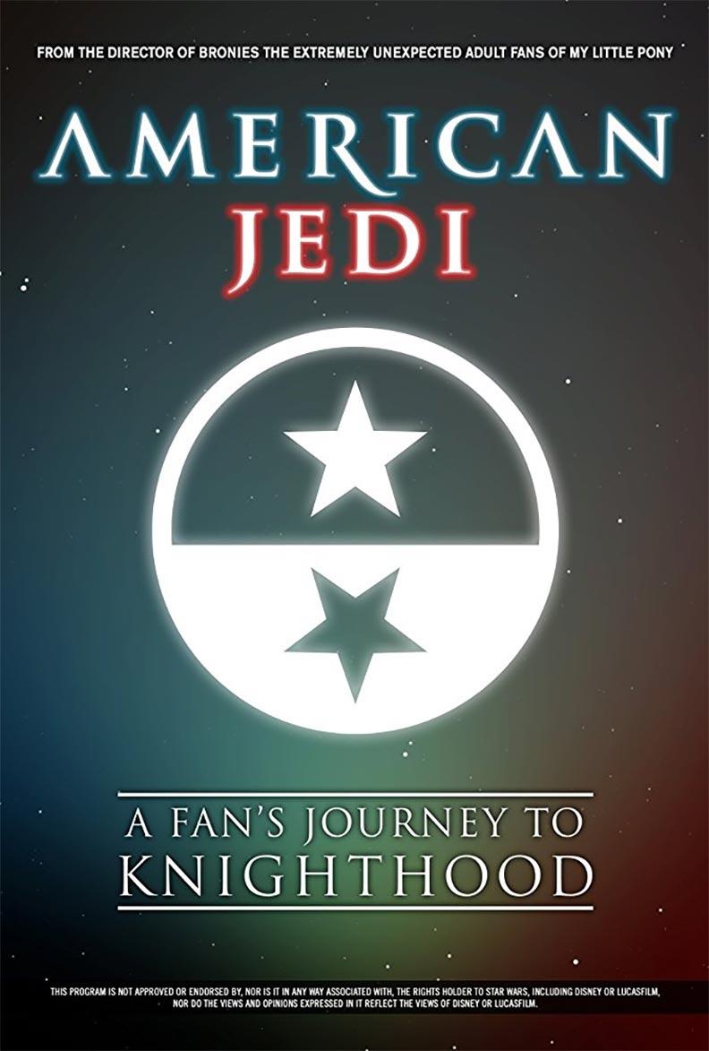 American Jedi Poster #1