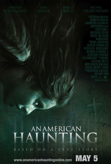 An American Haunting Poster #1