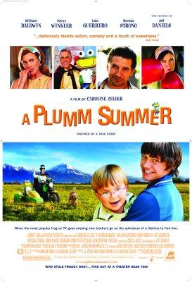 A Plumm Summer Poster #1