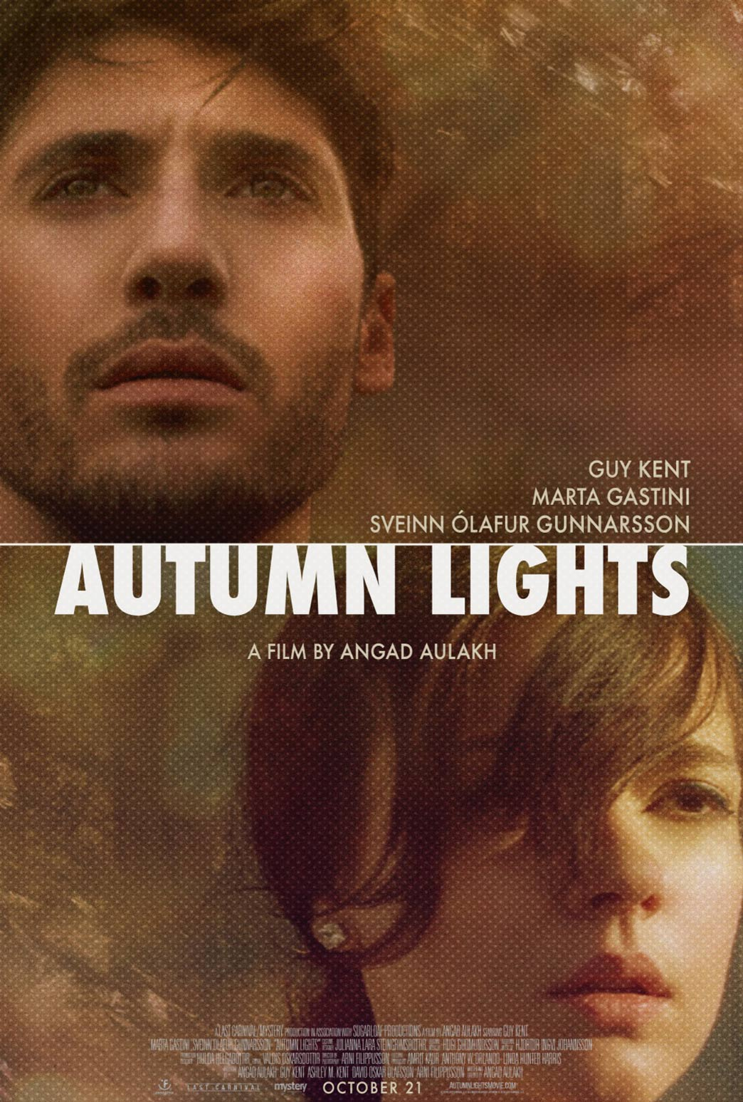 Autumn Lights Poster #2