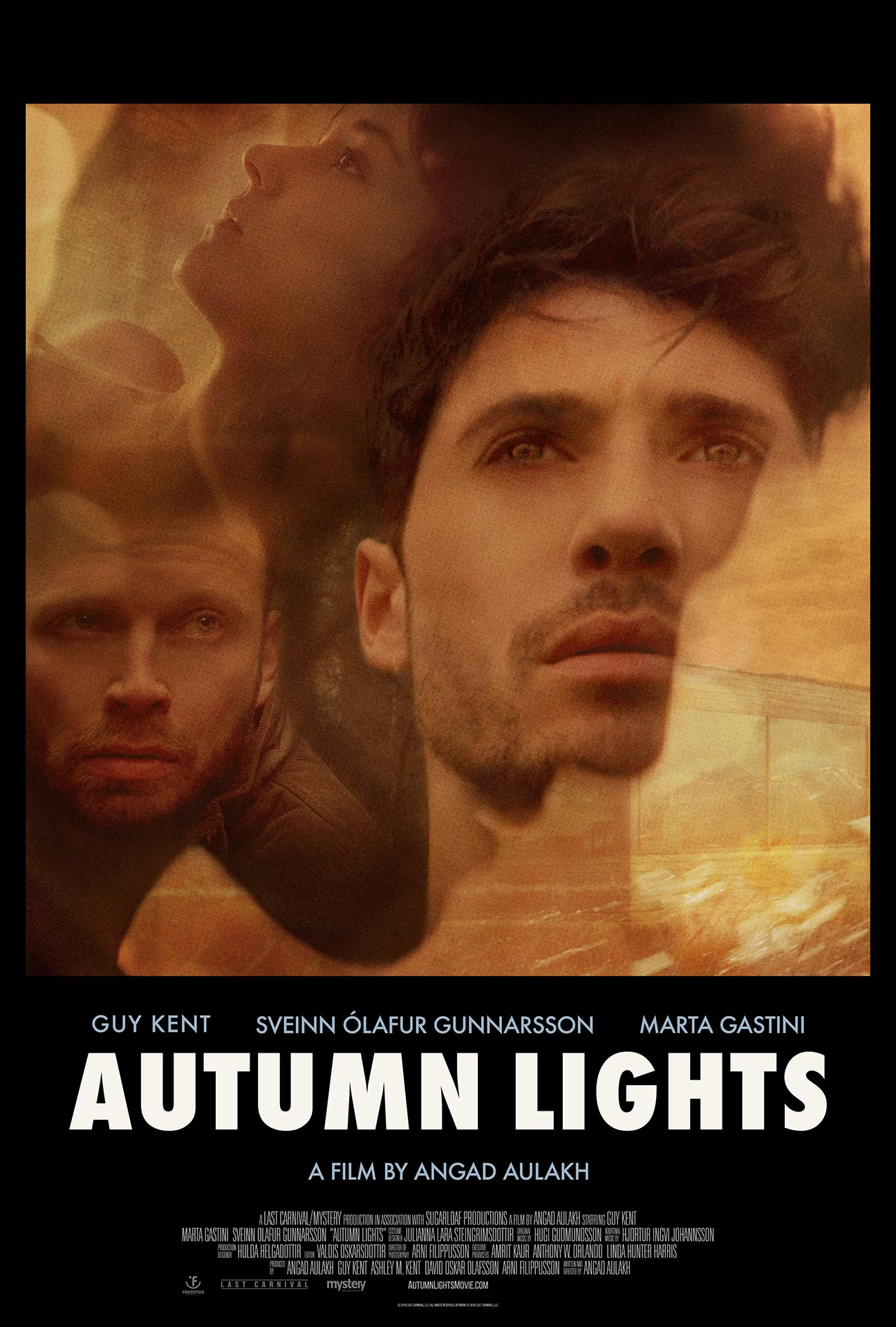 Autumn Lights Poster #1