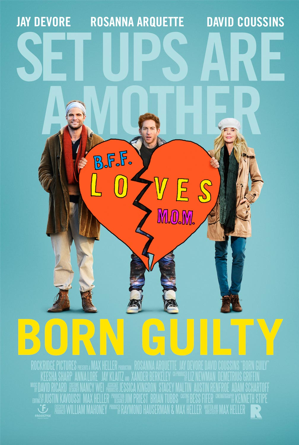 Born Guilty Poster #1
