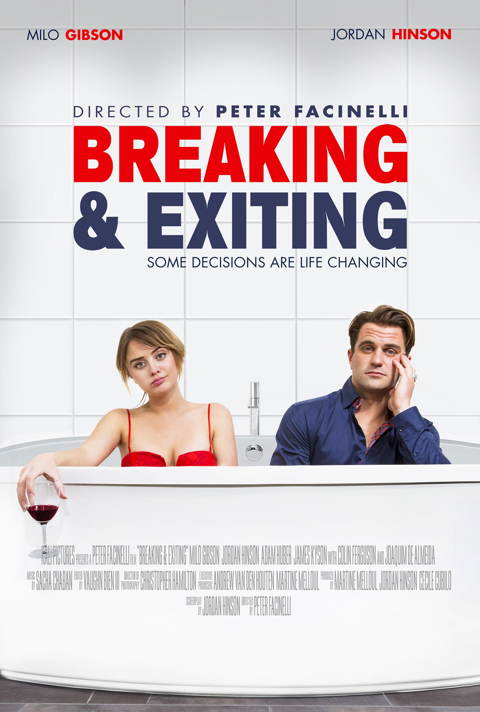 Breaking & Exiting Poster #1