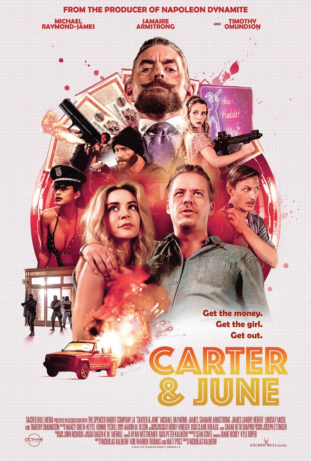 Carter & June Poster #1