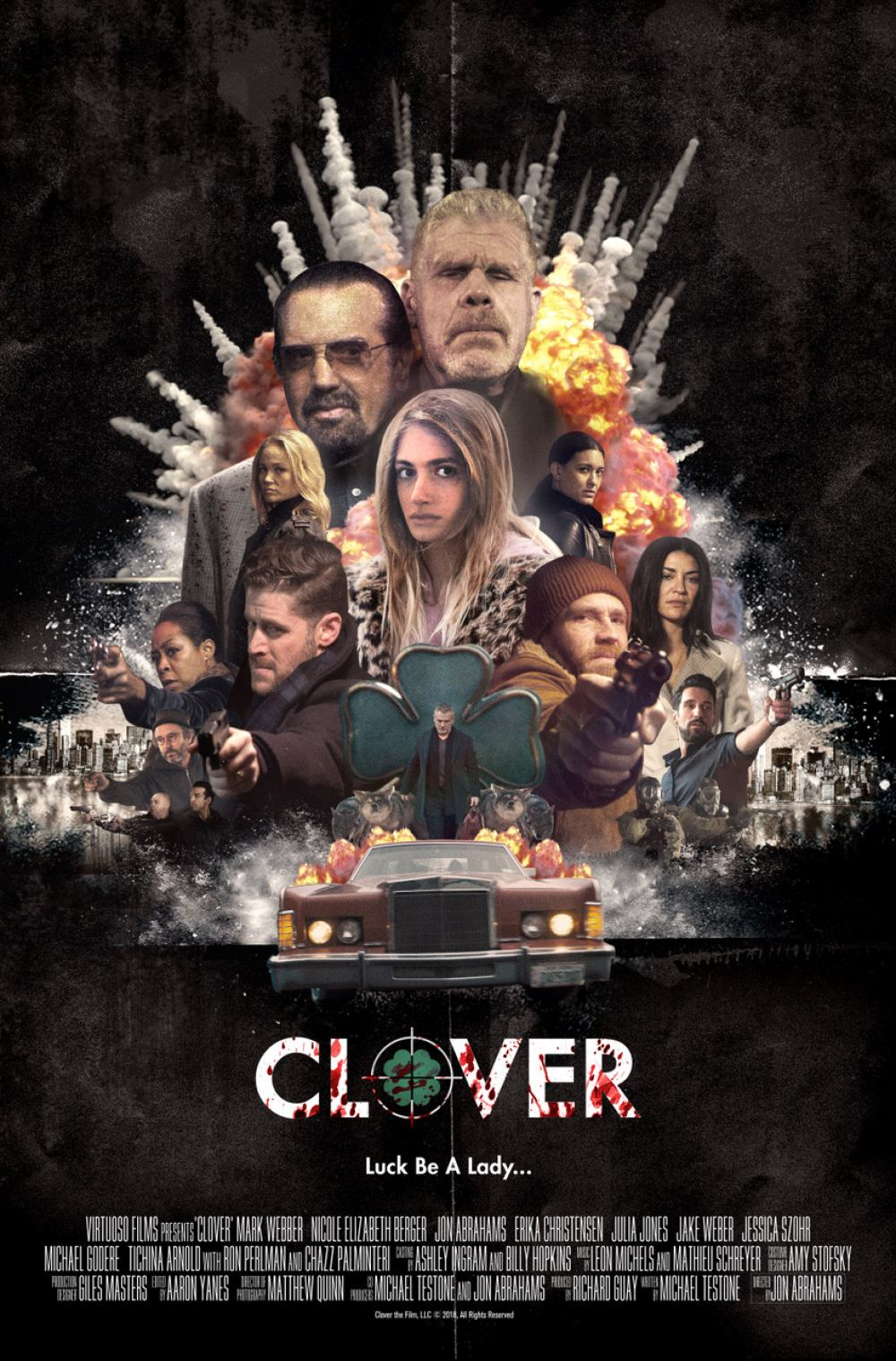Clover Poster #1