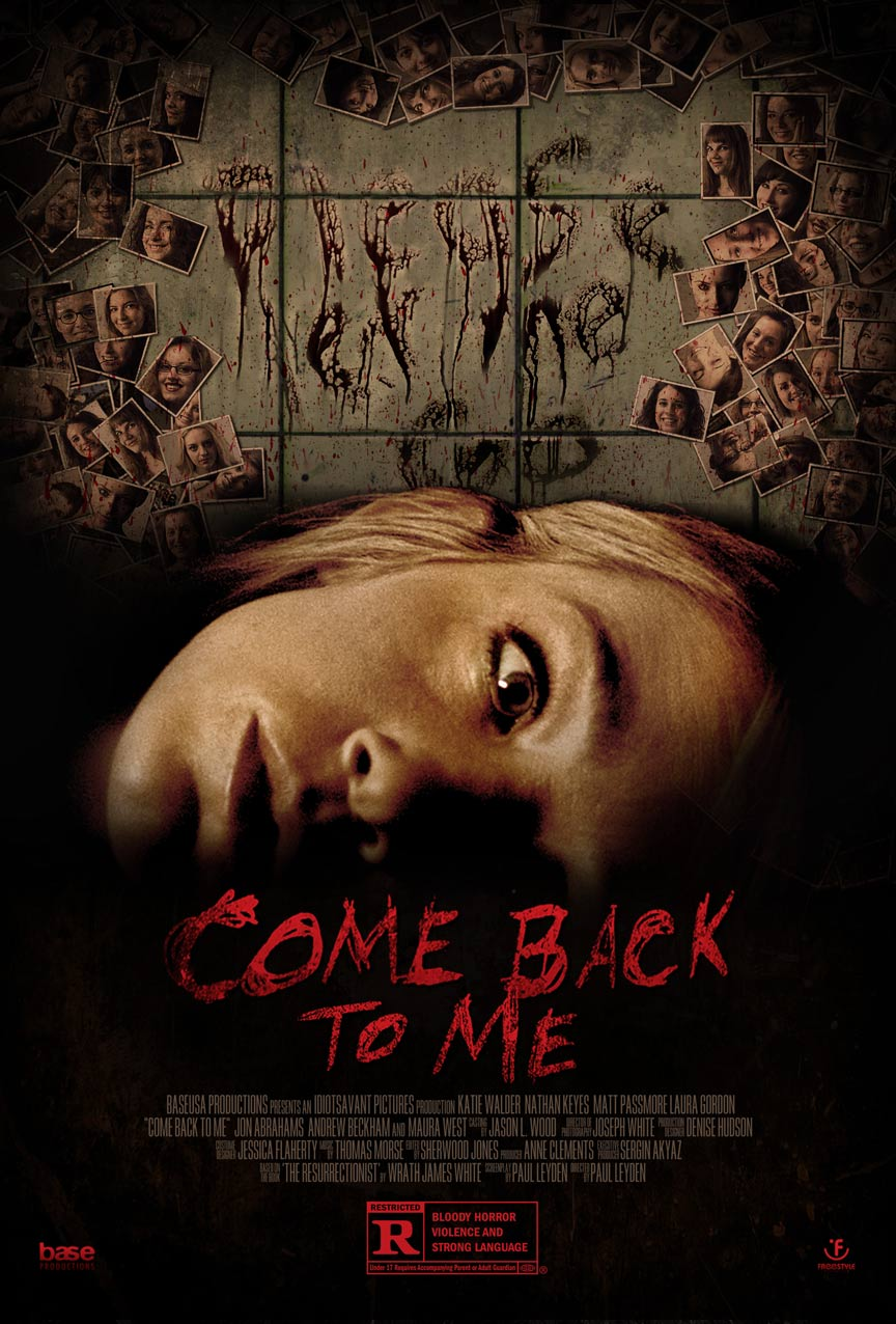 Come Back to Me Poster #1