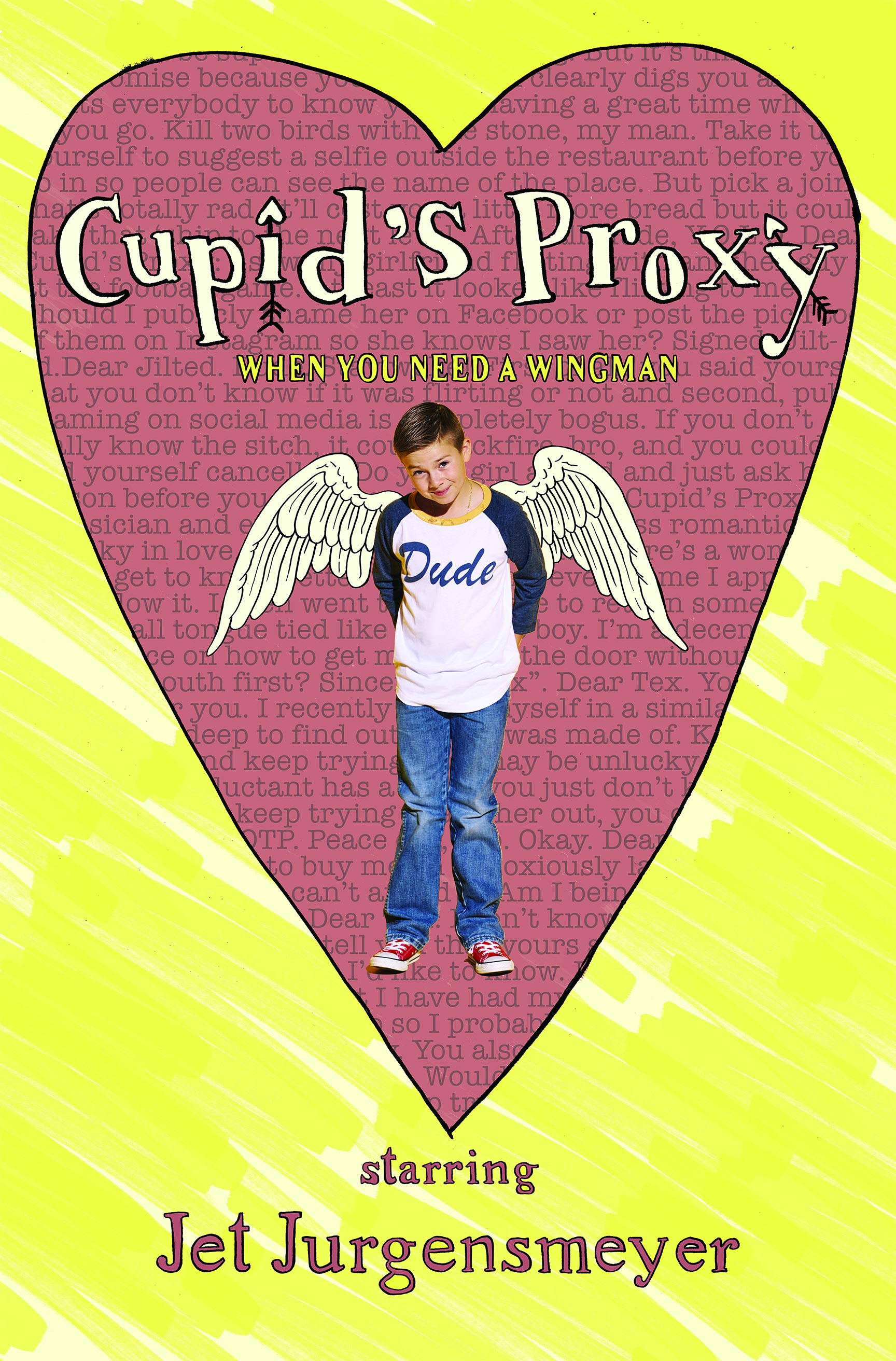 Cupid's Proxy Poster #1