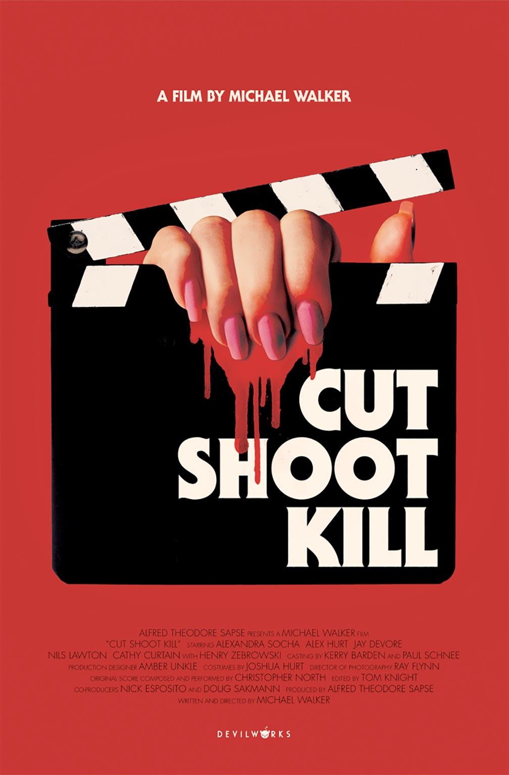 Cut Shoot Kill Poster #1