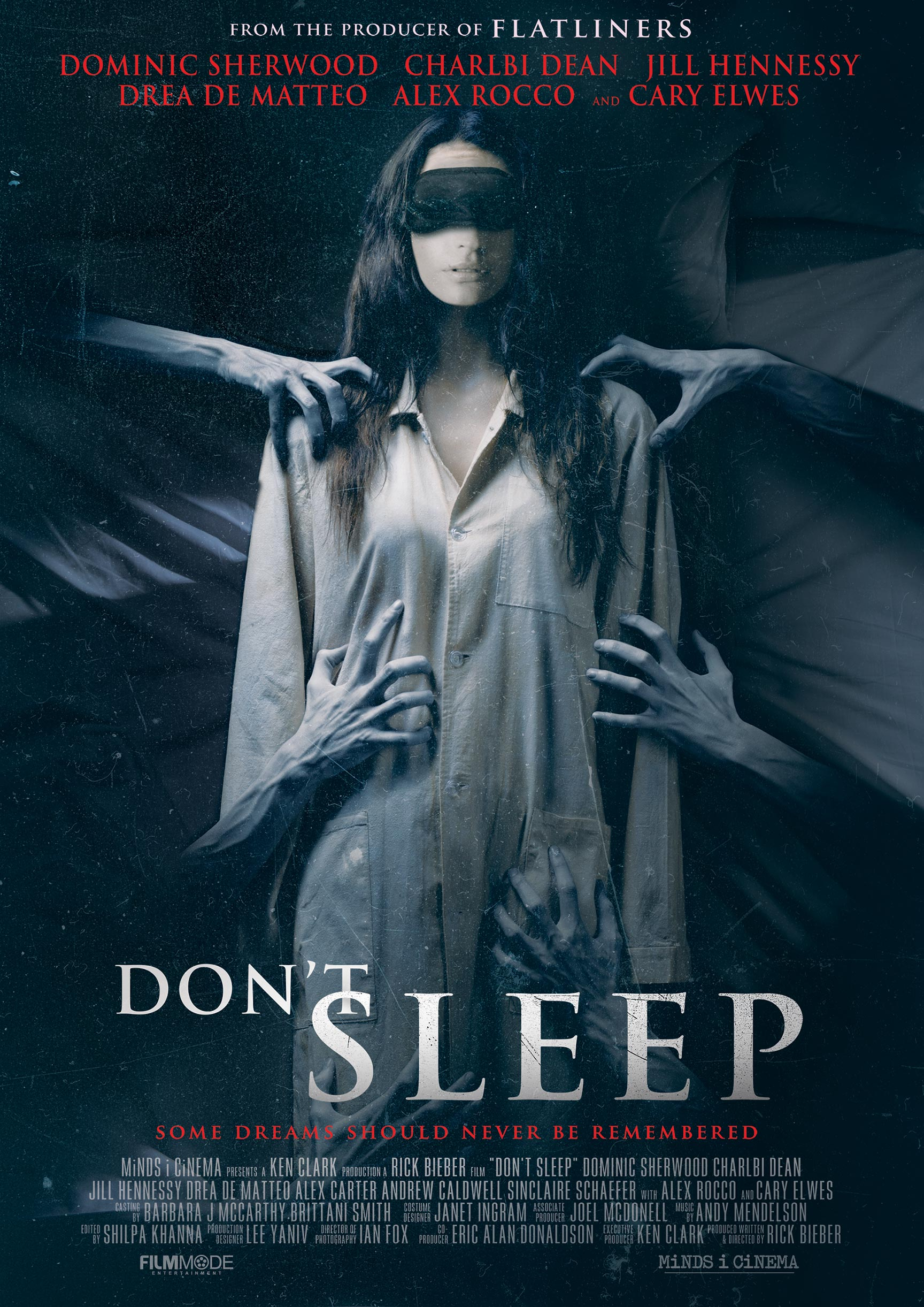 Don't Sleep Poster #1