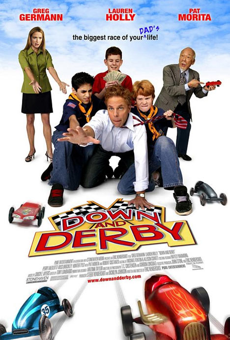 Down and Derby Poster #1