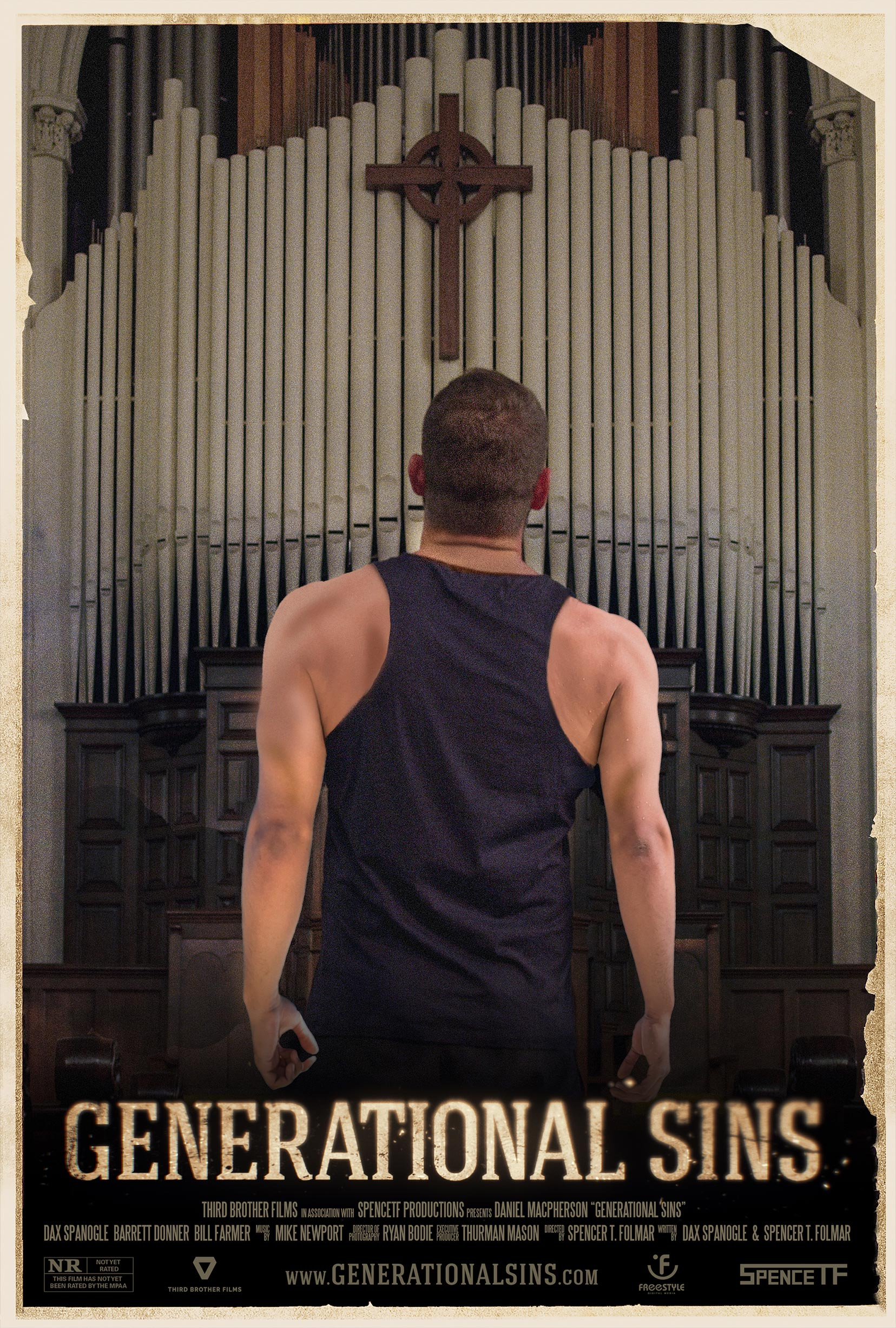 Generational Sins Poster #1