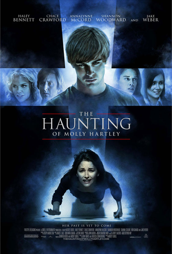 The Haunting of Molly Hartley Poster #2