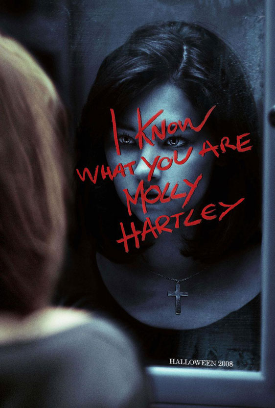 The Haunting of Molly Hartley Poster #1