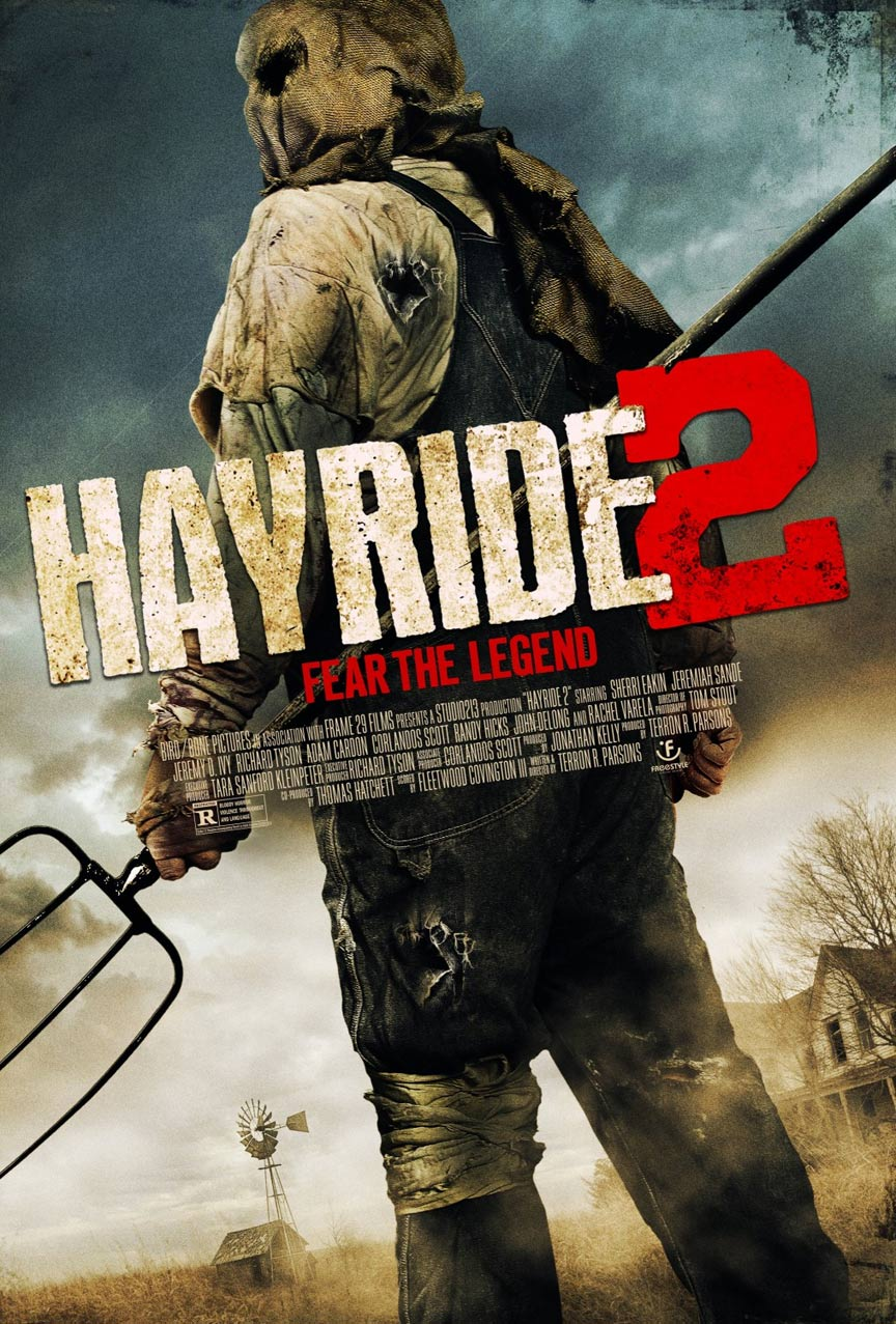 Hayride 2 Poster #1