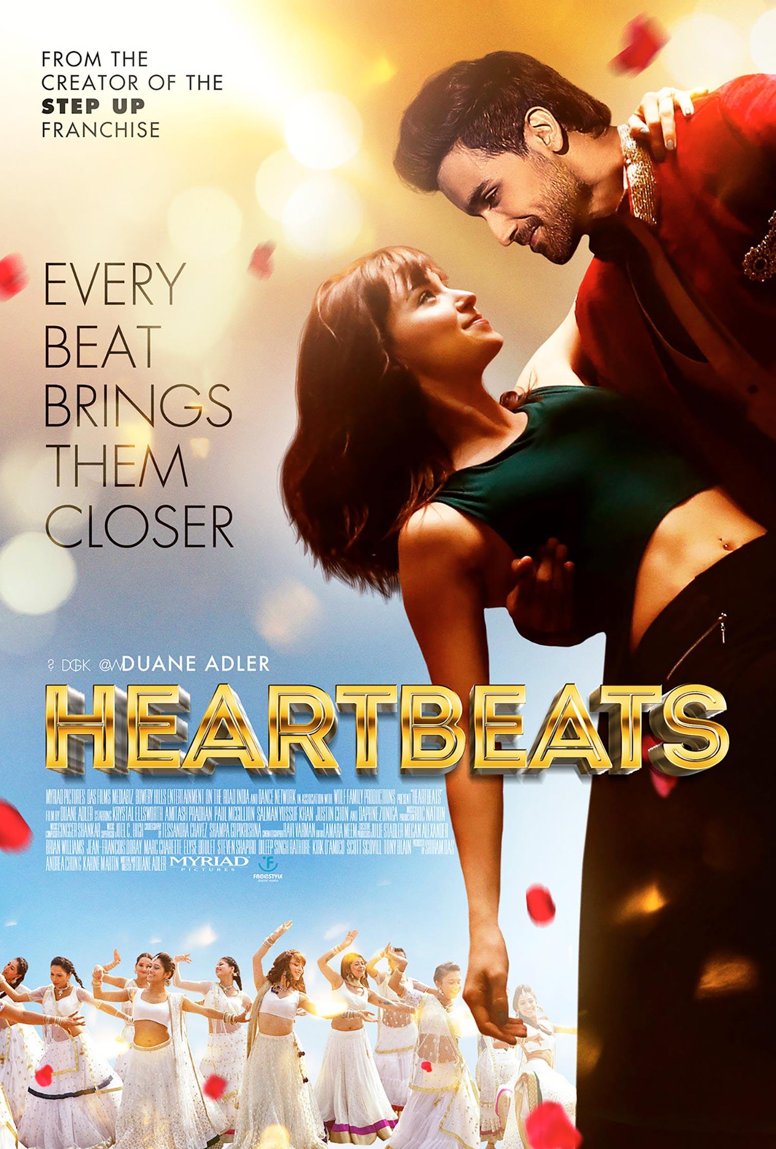 Heartbeats Poster #1