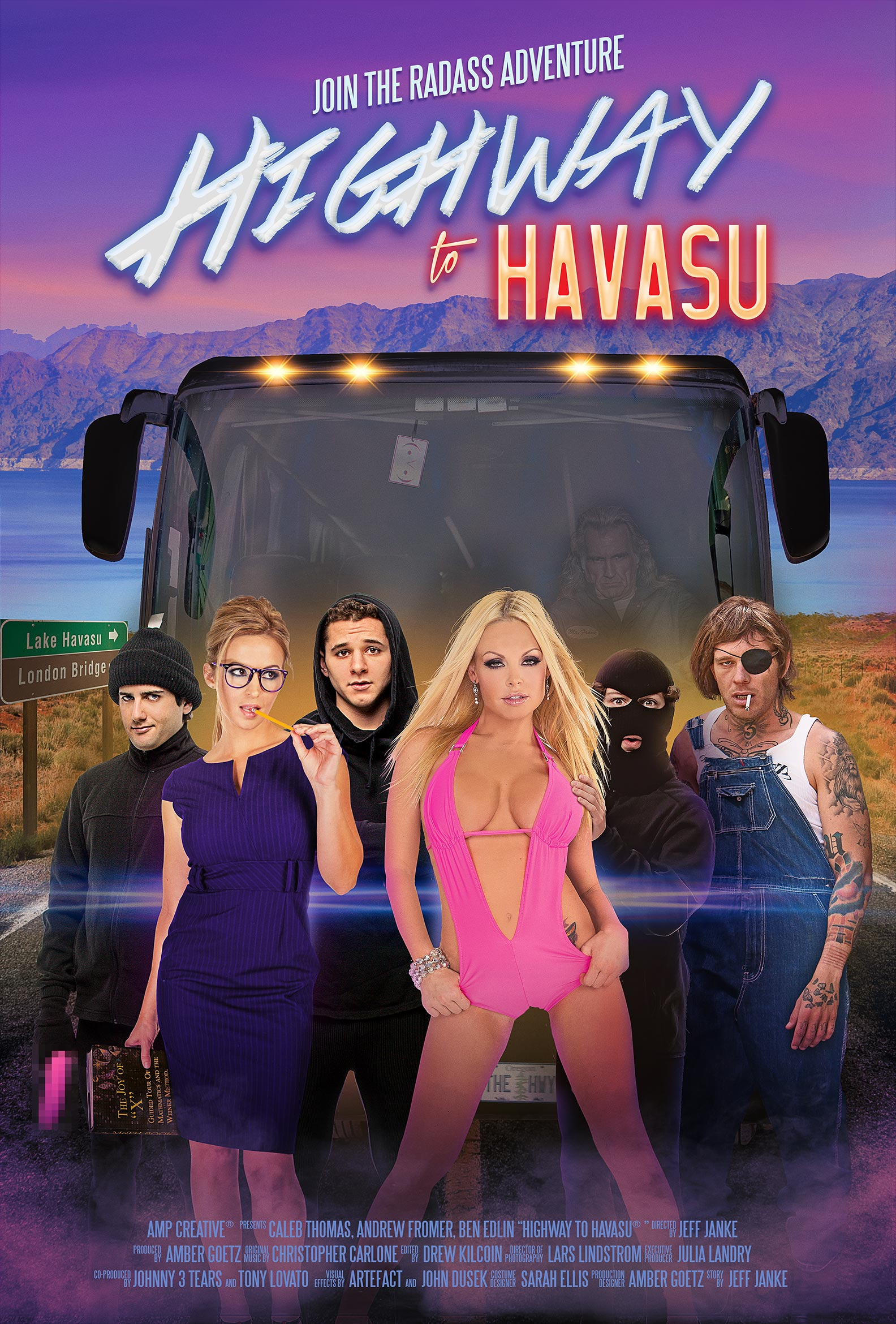Highway to Havasu Poster #1