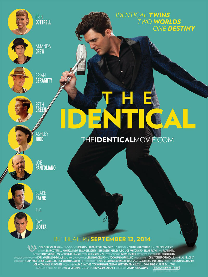 The Identical Poster #1