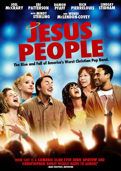 Jesus People Poster #1