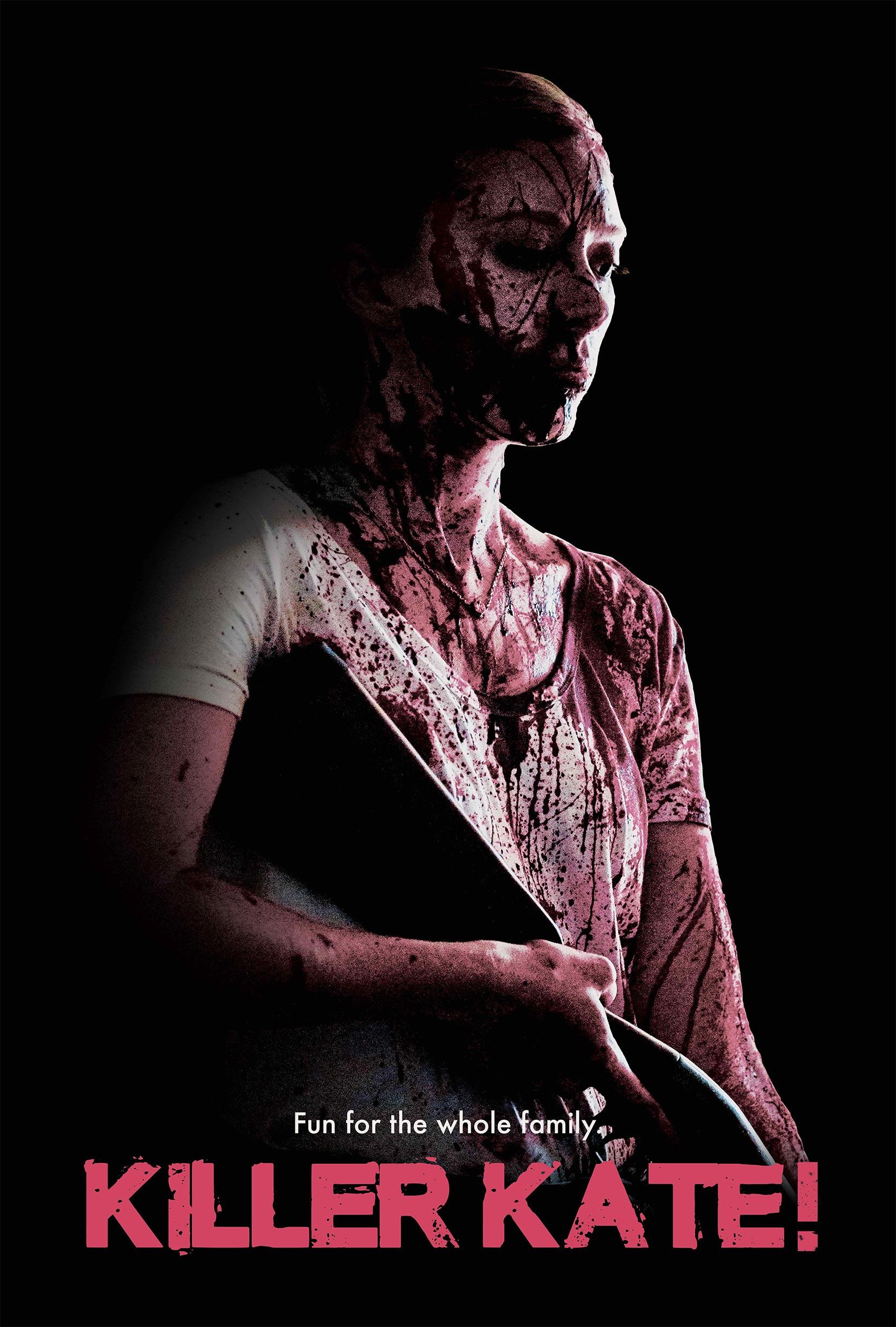 Killer Kate! Poster #1