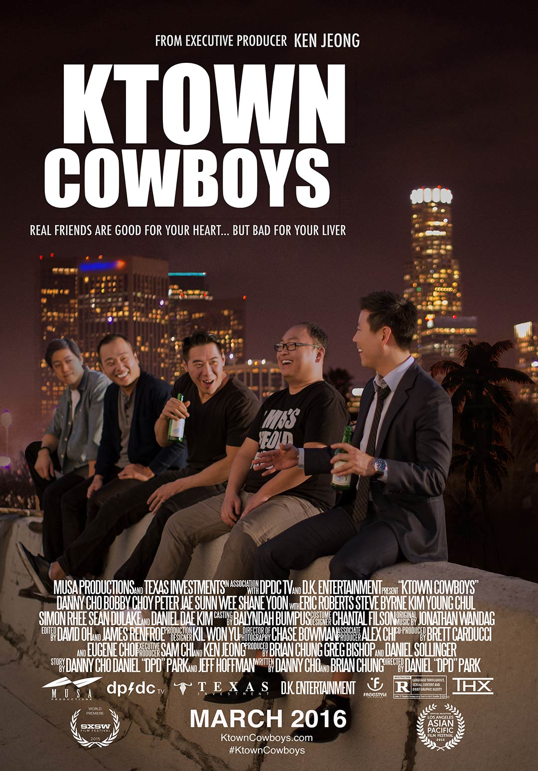 Ktown Cowboys Poster #1
