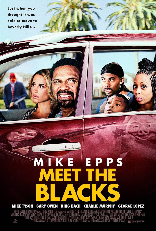 Meet the Blacks Poster #1